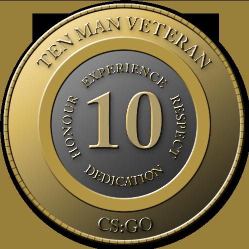 10 Man Veteran