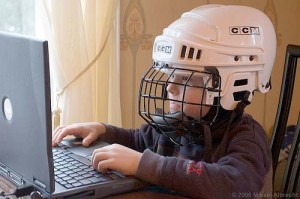 Internet Safety Helmet
