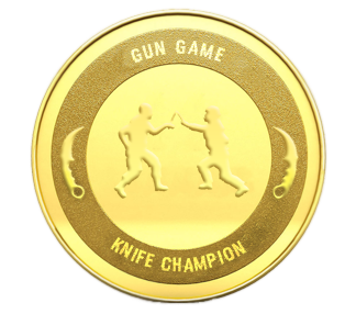 Populate CS:S GunGame Knife Champion