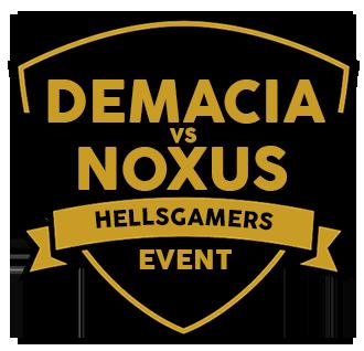 2017 League of legends Demacia vs Noxus
