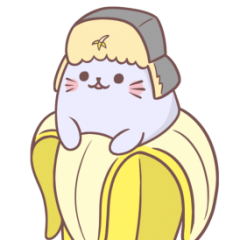 Meowing Banana