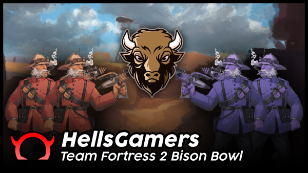Bison Bowl Event Graphic